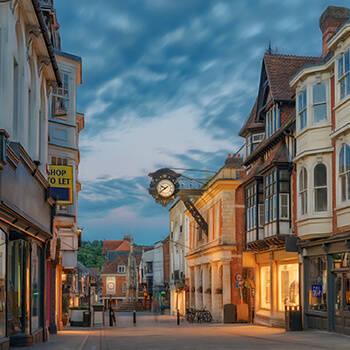 Dating Winchester Storbritannien