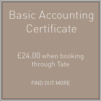 Basic Accounting Certificate