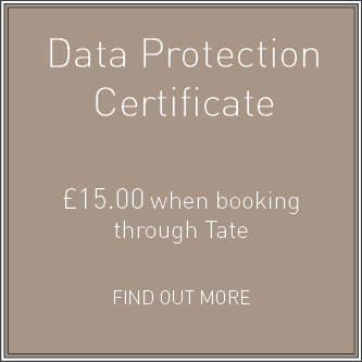Data Protection Certificate