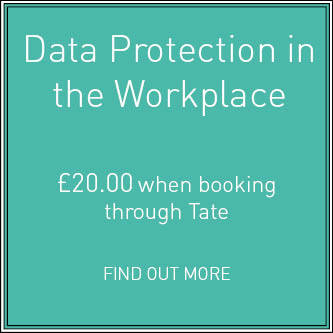 Data Protection in the workplace