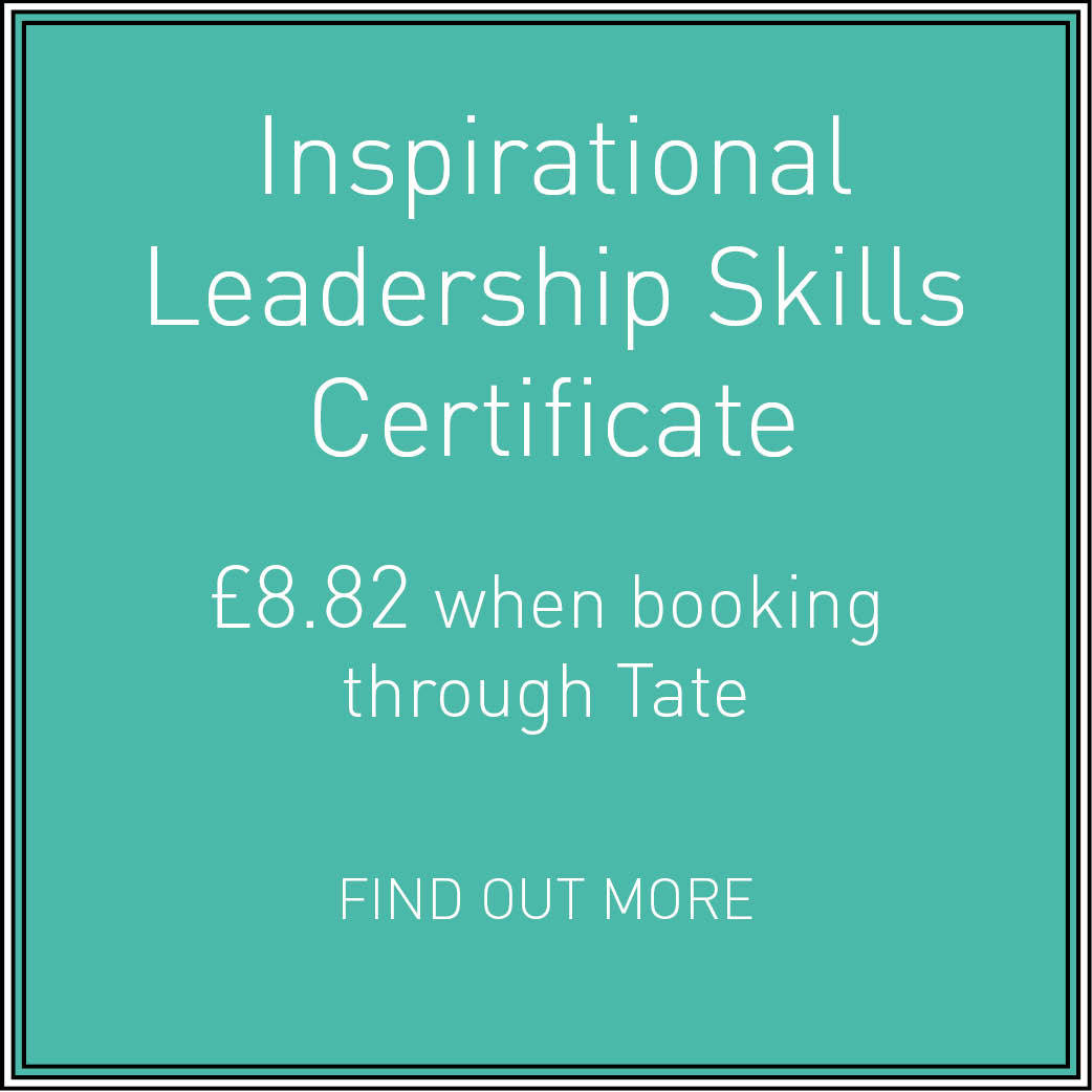 Inspirational Leader Certificate
