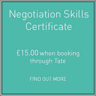 Negotiation certificate