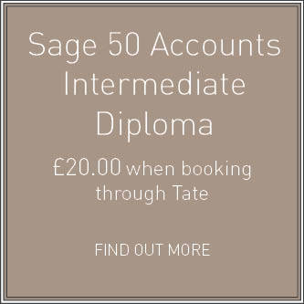Sage 50 Accounts Intermediate Diploma