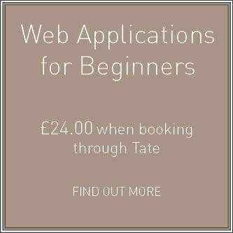 Web applications for beginners